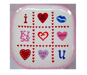 Riverside Valentine's Tic Tac Toe
