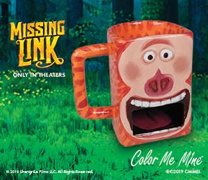 Riverside Mr. Link Mug