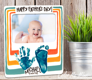 Riverside Father's Day Frame